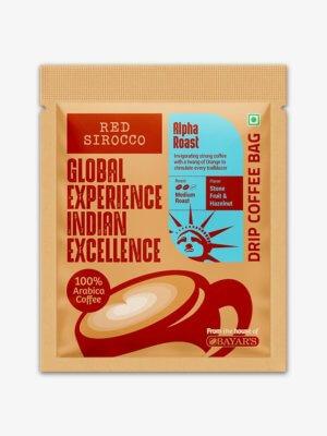 Alpha Roast – Drip Coffee Bag