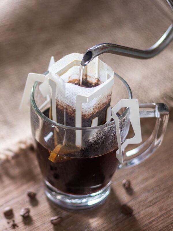 Red Sirocco Coffee- DripCoffee Bag Photo