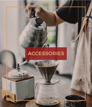 Red Sirocco Coffee - Accessories