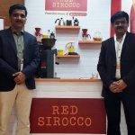 Red Sirocco Coffee Launch Event IICF 2018 5